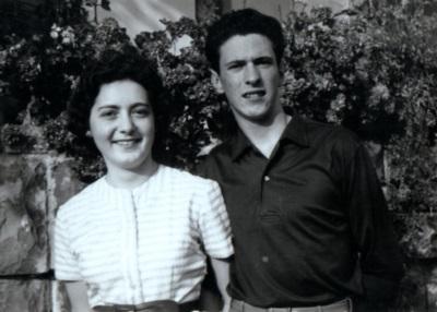 Rino e Giovanna Coradazzi
