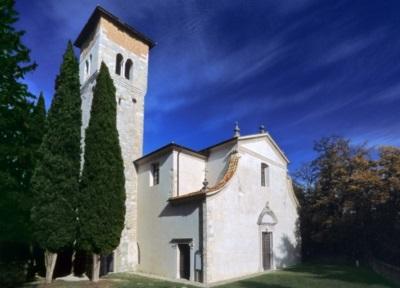 La Chiesetta del Castello - foto di repertorio